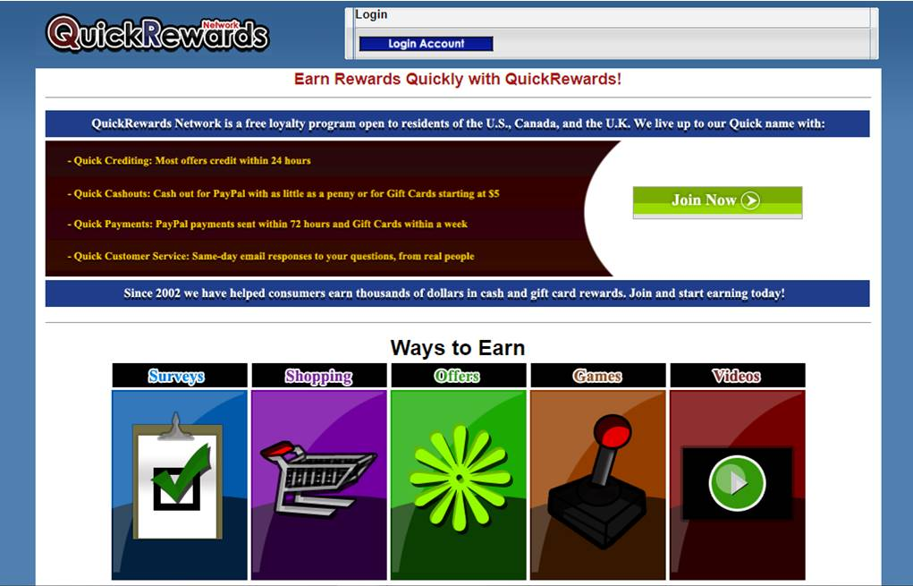 quick rewards network hack | | Stealth Secrets