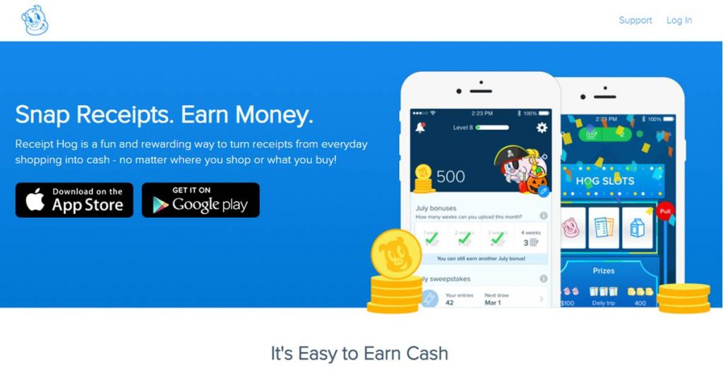 Receipt Hog Review A Legit Opportunity To Earn Rewards Out