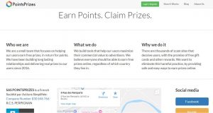 PointsPrizes Review: A Legit Get-Paid-To Website To Earn