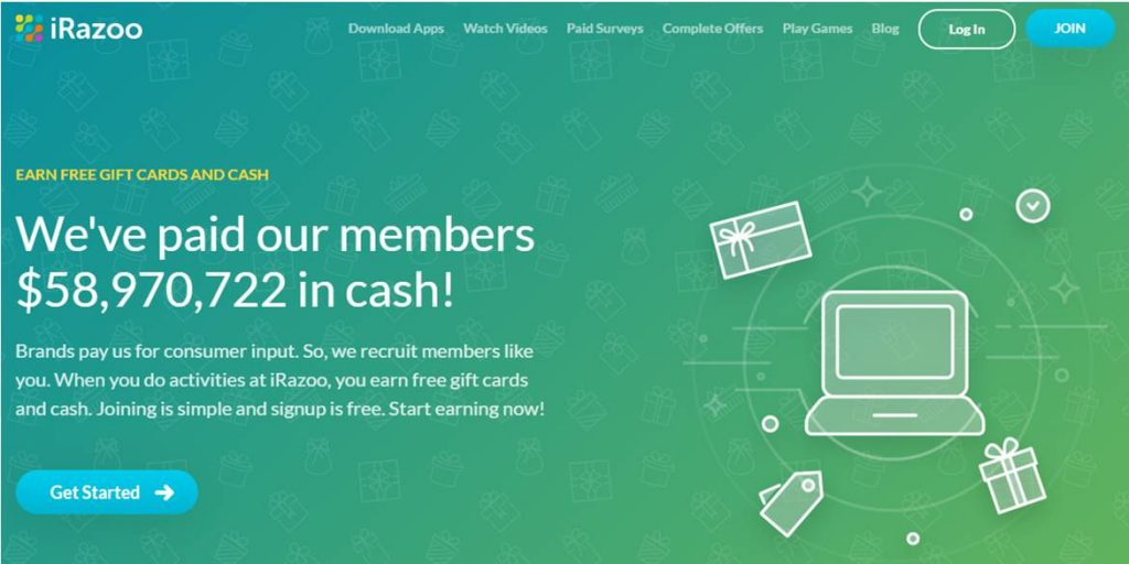 iRazoo Review: A Legit Opportunity To Earn Rewards Doing Various
