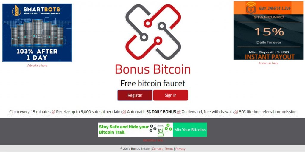Bonus Bitcoin Review: A Legit Opportunity To Earn Bitcoins