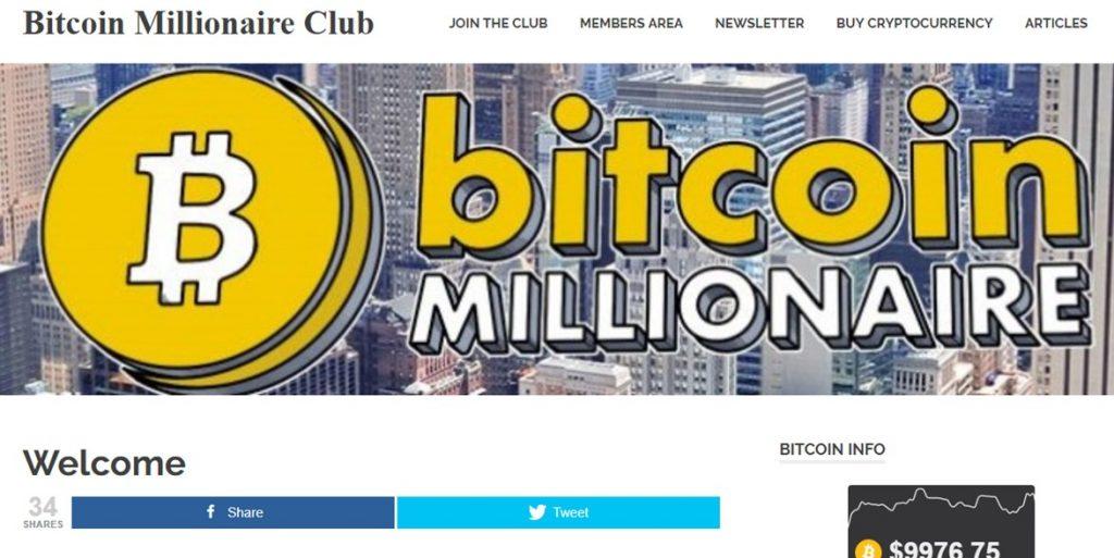 bitcoin millionaire club