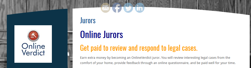online verdict scam review