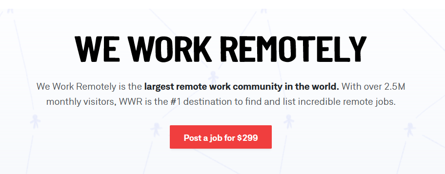 weworkremotely review