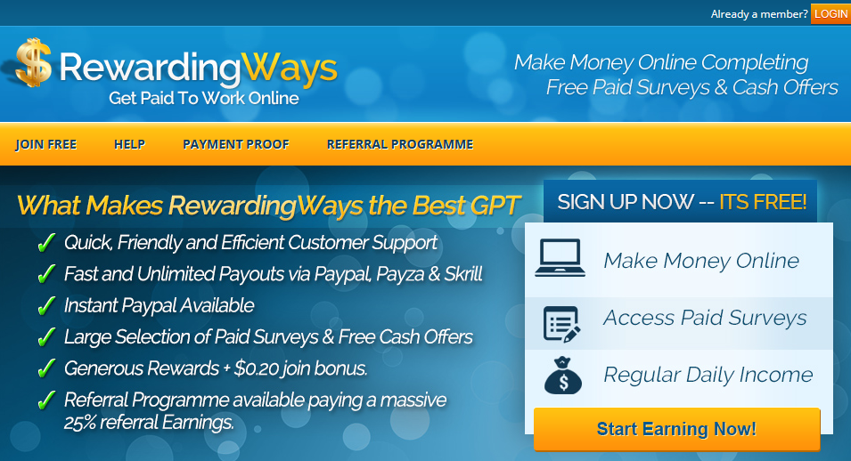 Rewarding Ways Review