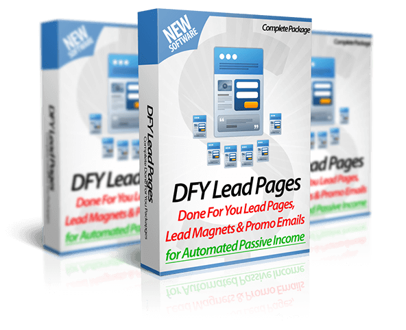 DFY Lead Pages Reviews